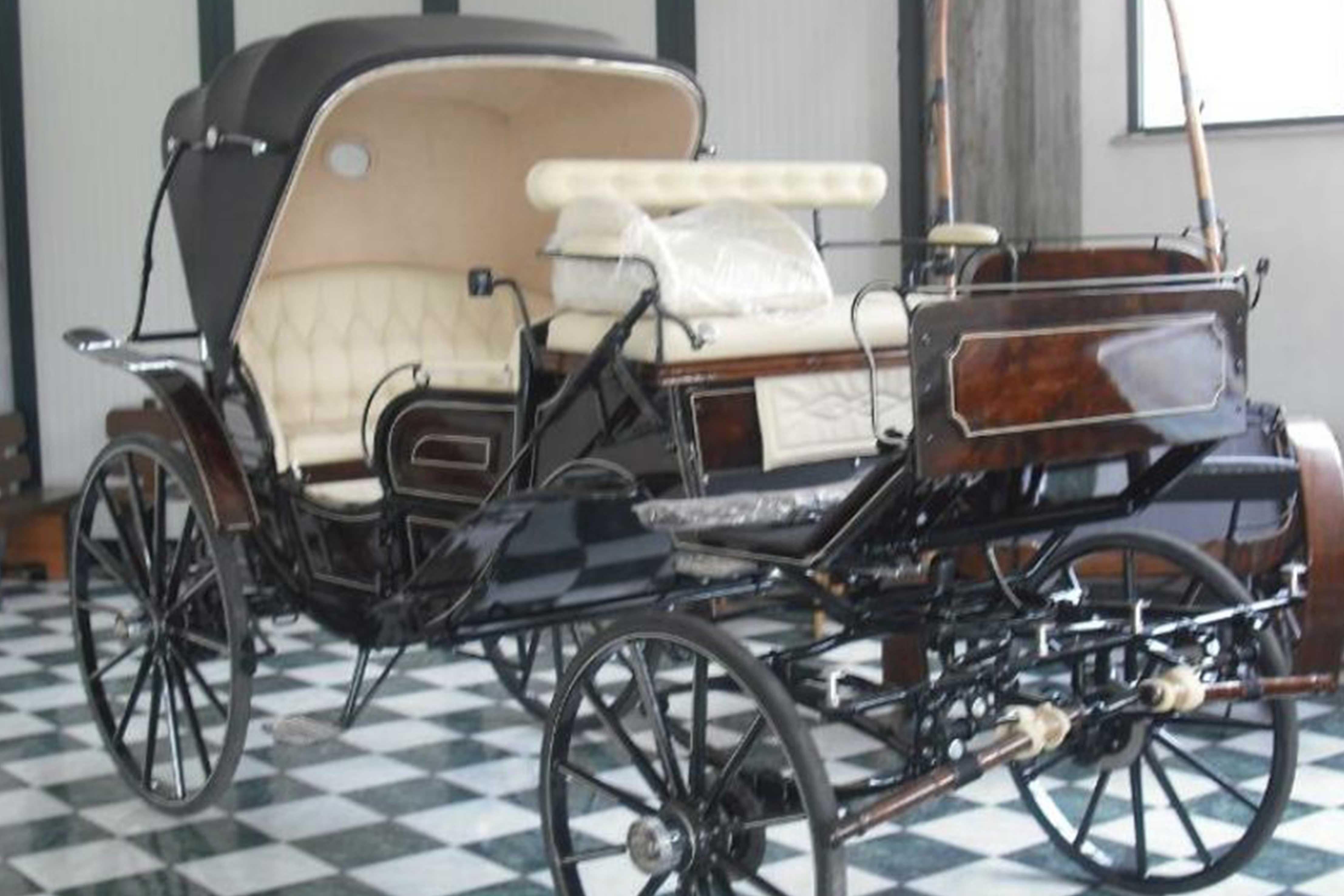 Noleggio carrozza per cerimonie e feste