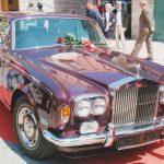 Rolls Royce Silver Shadow a noleggio