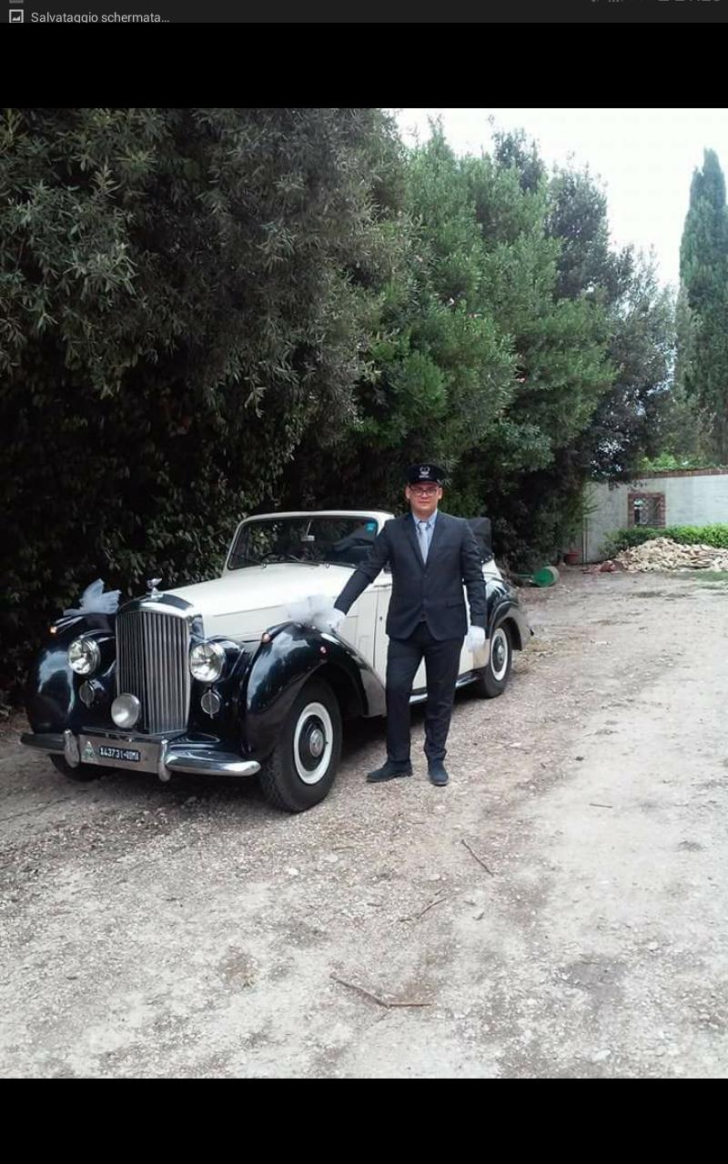 Noleggio Bentley R Type eventi speciali