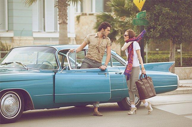 Noleggio Cadillac e servizi fotografici