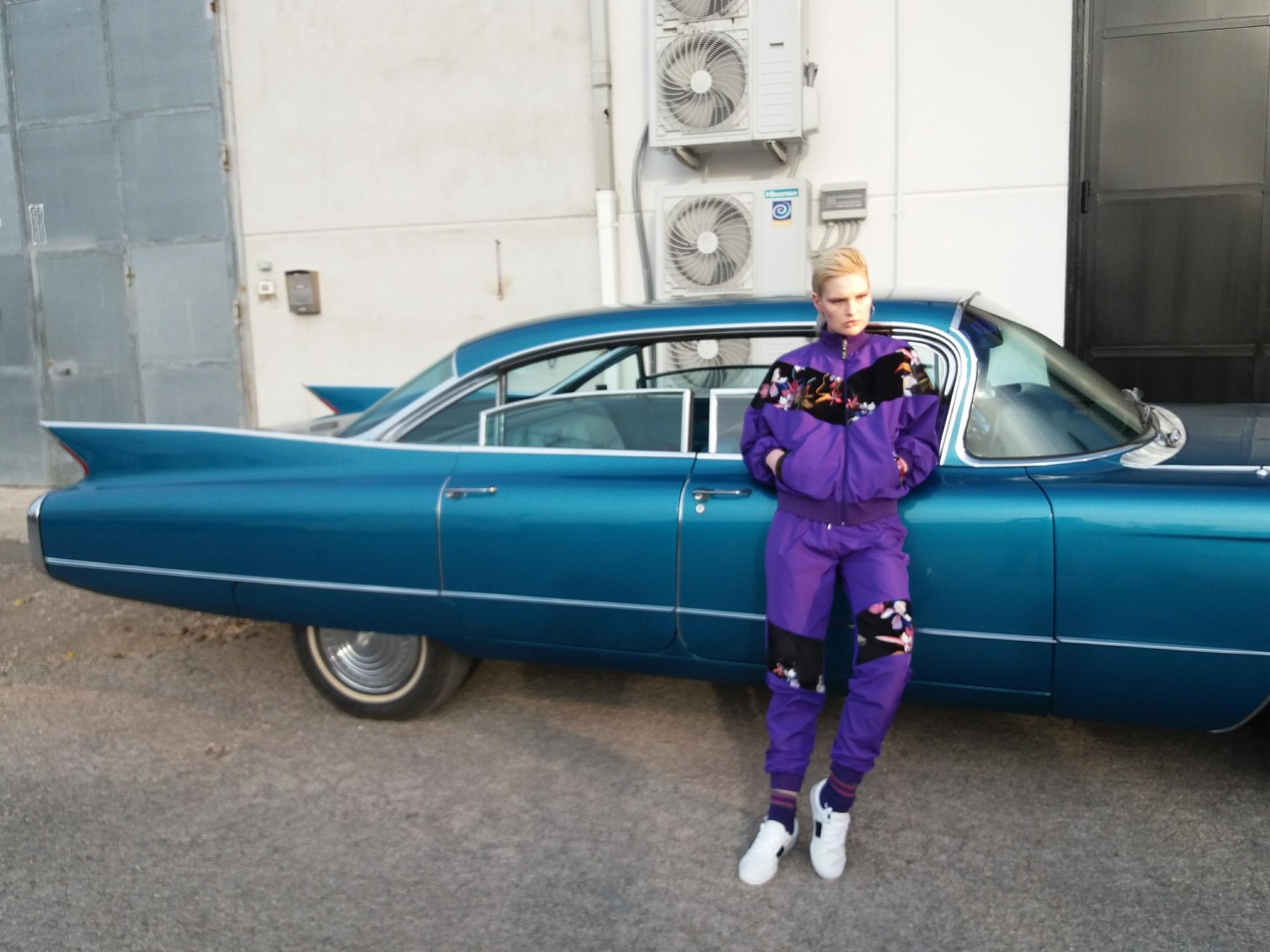 Noleggio Cadillac Sedan - Set fotografico 2