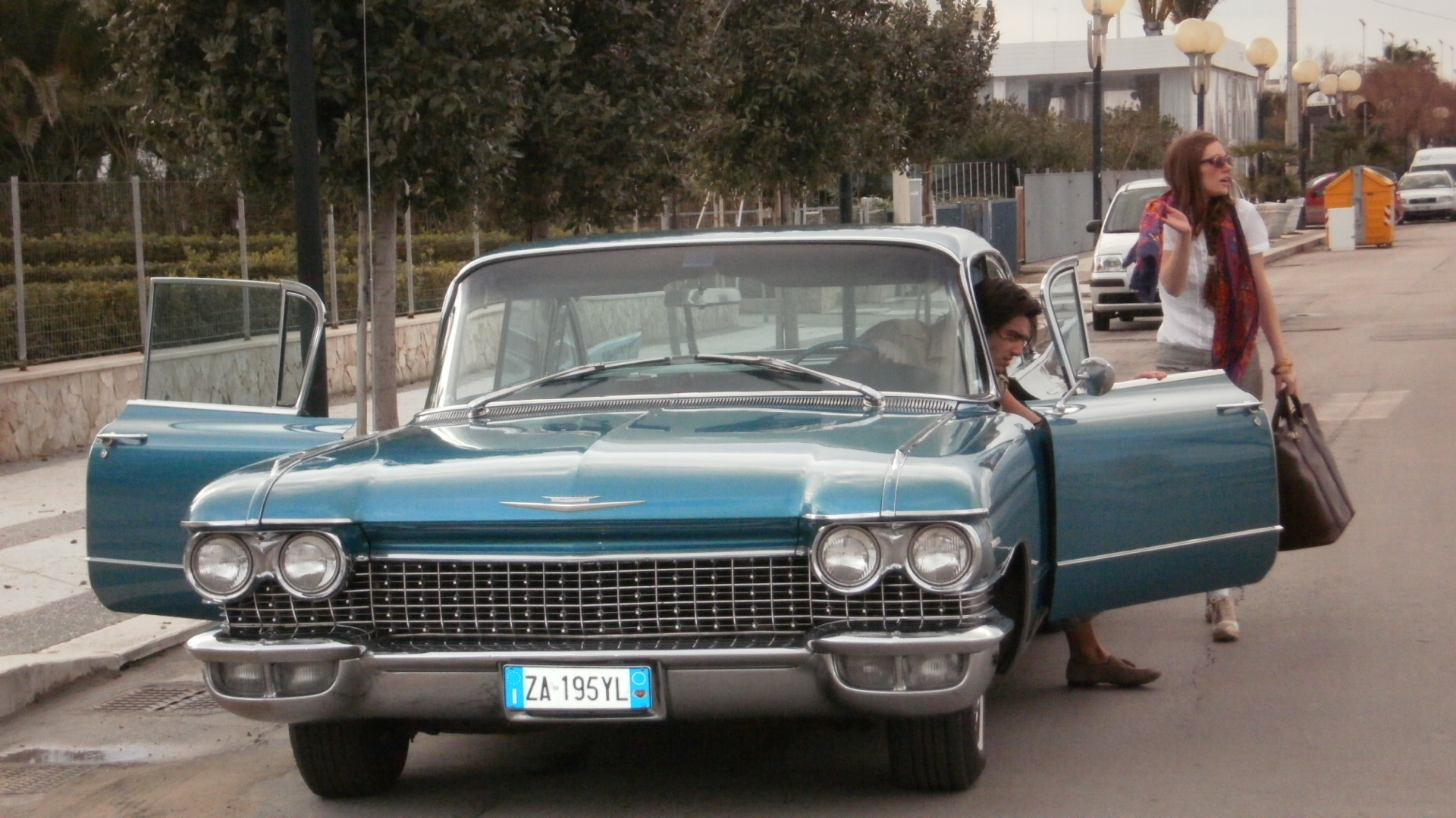 Noleggio Cadillac Sedan - OLYMPUS DIGITAL CAMERA