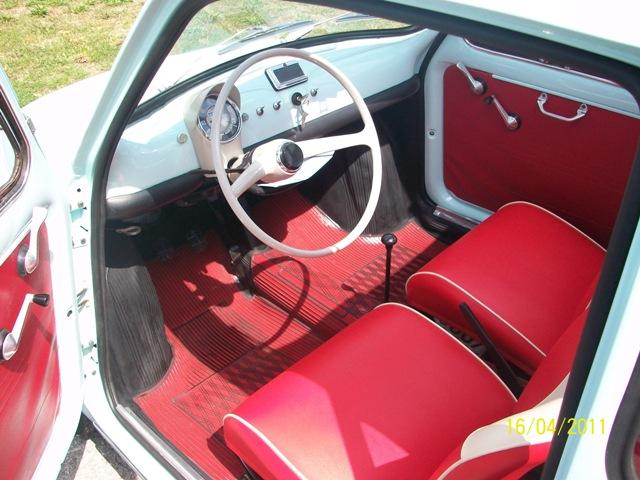 Noleggio Fiat 500 per giornate ed eventi