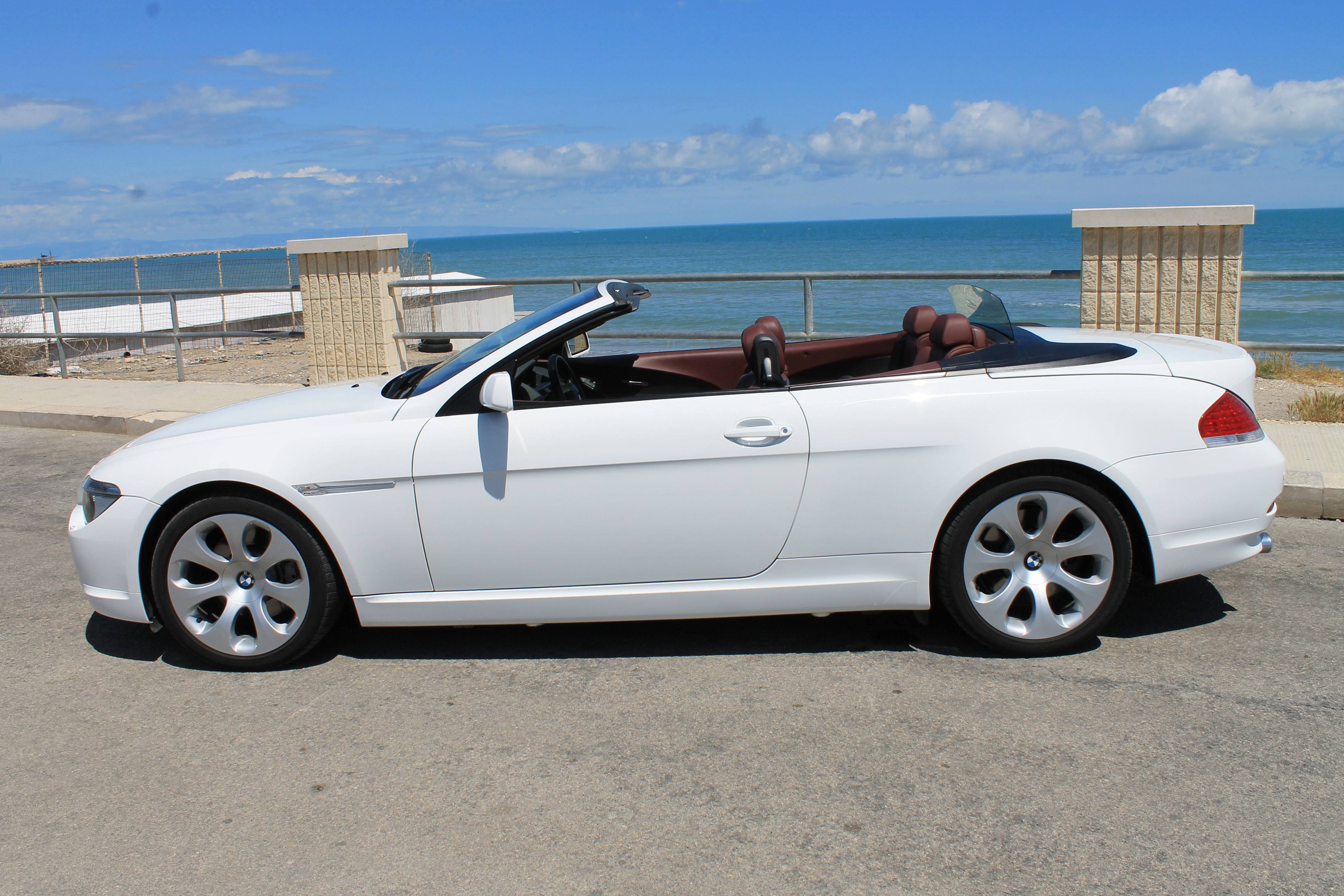 Noleggio BMW 645 Cabrio - 2