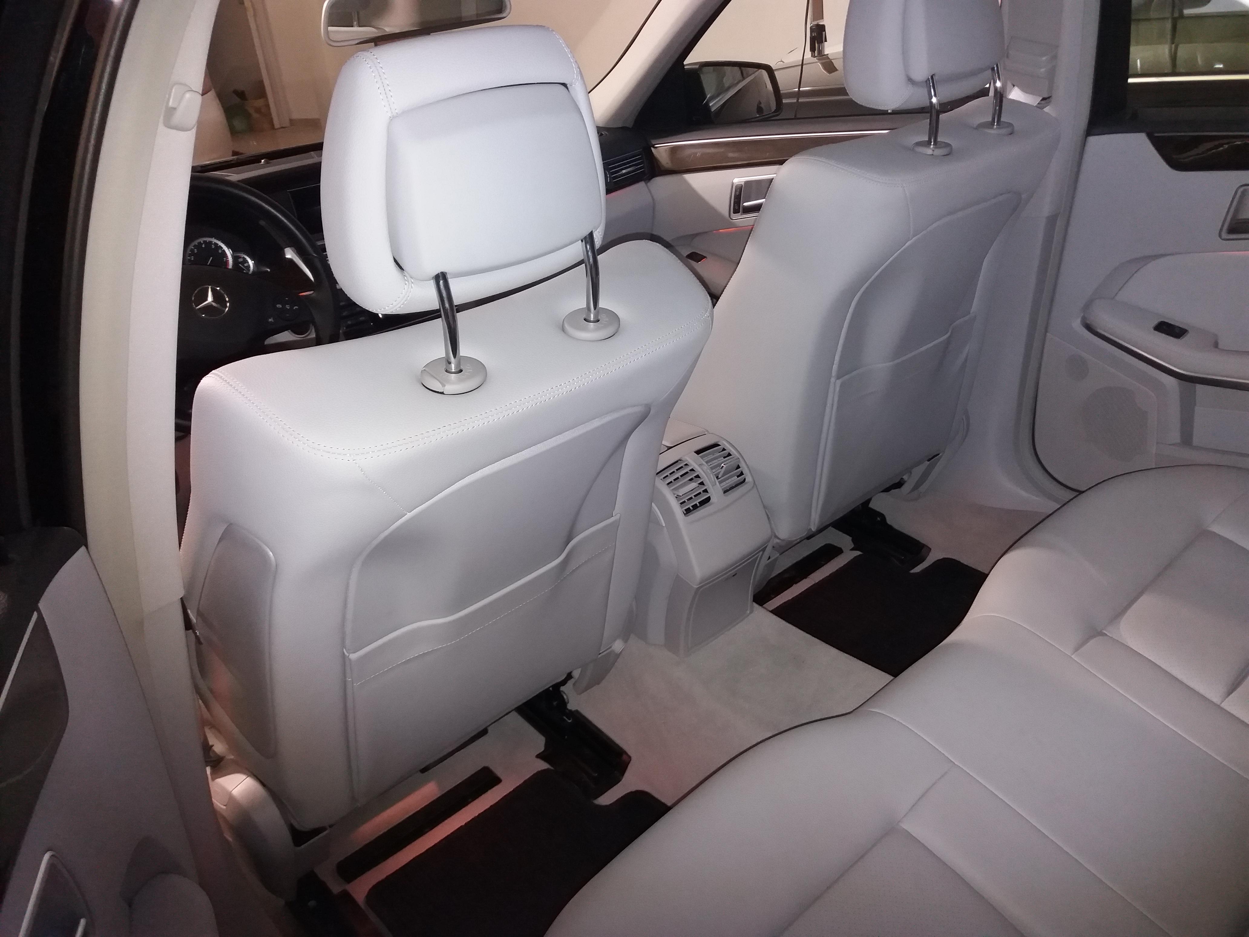 Noleggio Mercedes - foto interno